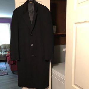 Men's brand new Brooks Brothers pea coat